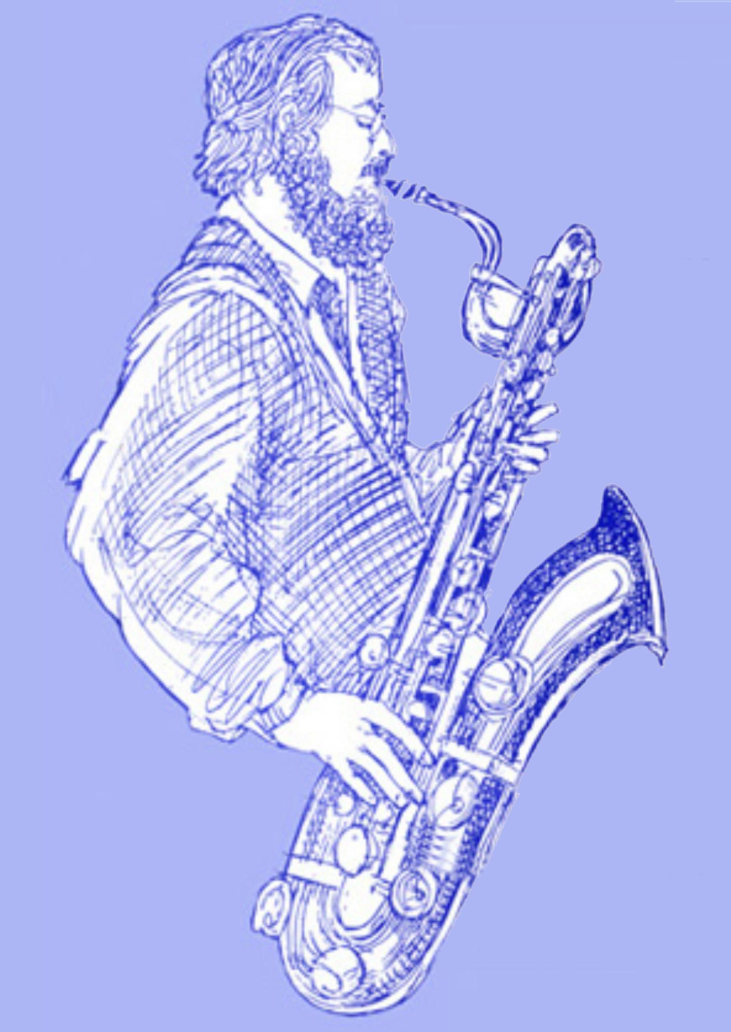 sketch of John