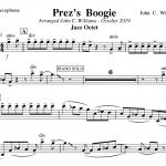 Prez's Boogie