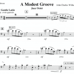 A Modest Groove
